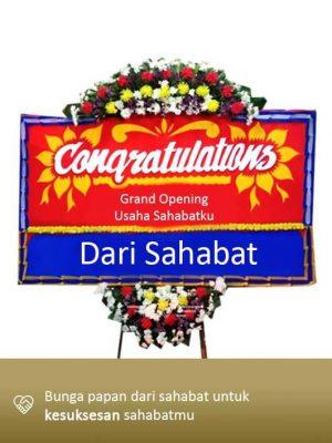 Papan Congratulation Bekasi 01