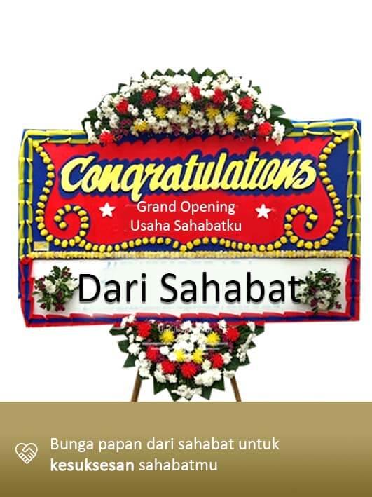 Papan Congratulation Bekasi 04