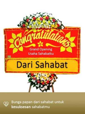 Papan Congratulation Bekasi 05
