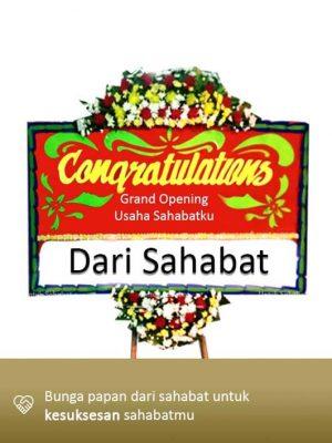 Papan Congratulation Bekasi 07