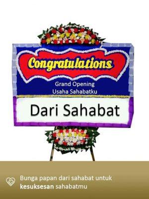 Papan Congratulation Bekasi 09