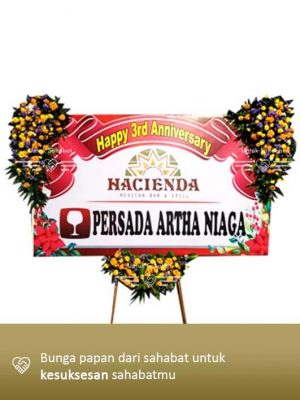 Papan Congratulation Surabaya 03