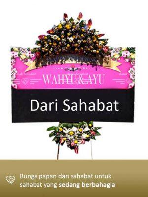 Papan Wedding Surabaya 02
