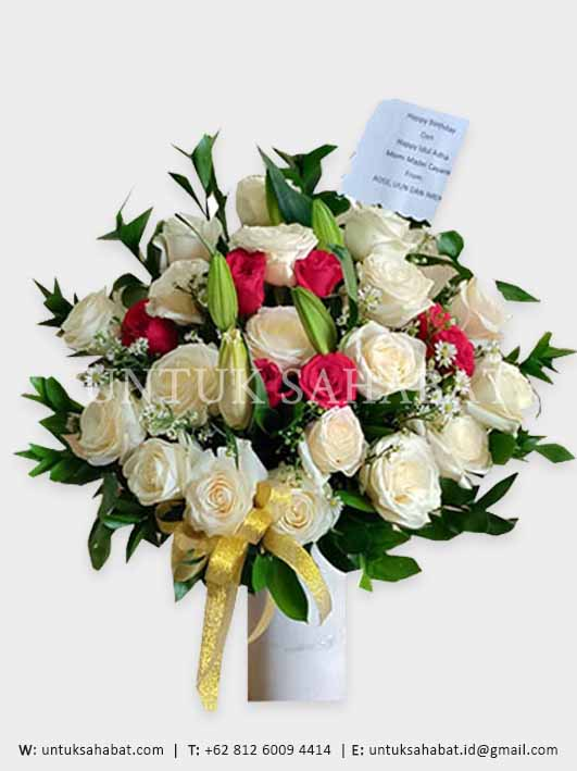 Bunga Meja Bandung 03