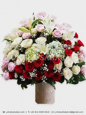 Bunga Meja Bandung 05
