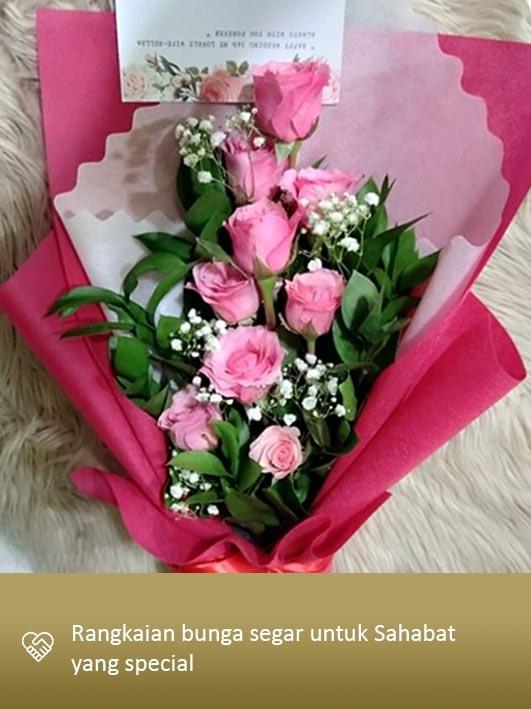 Hand Bouquet Bandung 06