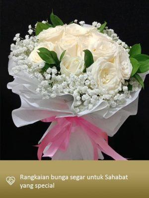 Hand Bouquet Bandung 07
