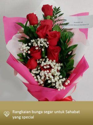 Hand Bouquet Bandung 08