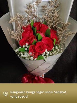 Hand Bouquet Bandung 09