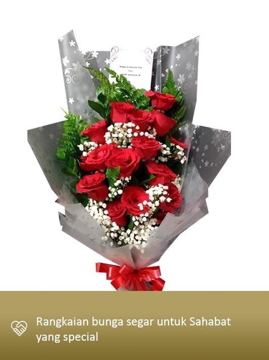 Hand Bouquet Bandung 10