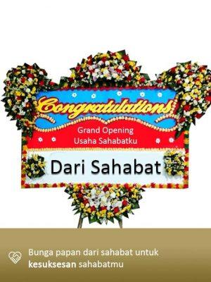 Papan Congratulation Bandung 05