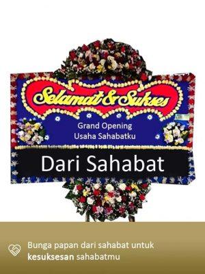 Papan Congratulation Bandung 06