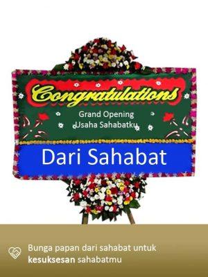 Papan Congratulation Bandung 07