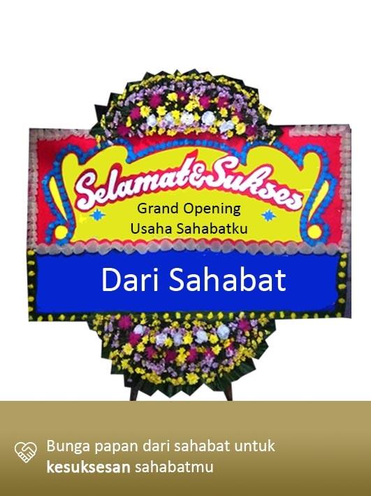 Papan Congratulation Jakarta 10