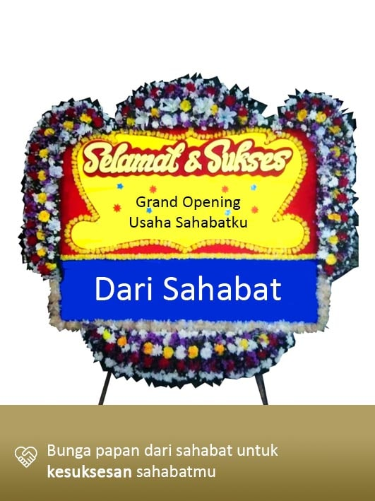 Papan Congratulation Jakarta 11