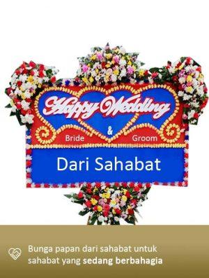 Papan Wedding Bandung 01