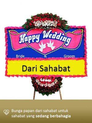 Papan Wedding Jakarta 01