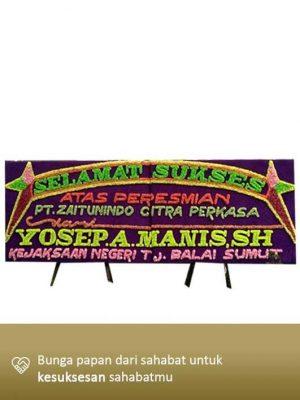 Bunga Congratulation Medan 01