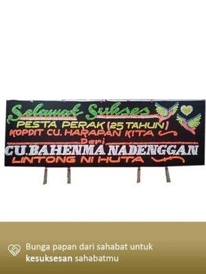 Bunga Congratulation Medan 02