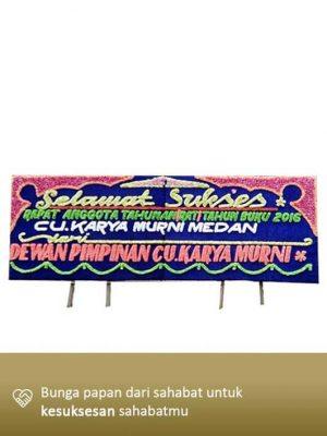Bunga Congratulation Medan 03