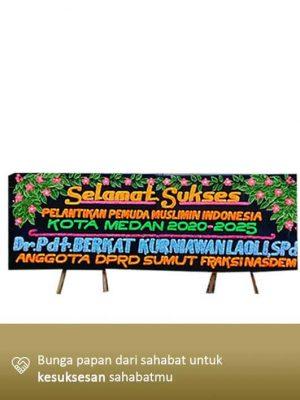 Bunga Congratulation Medan 06