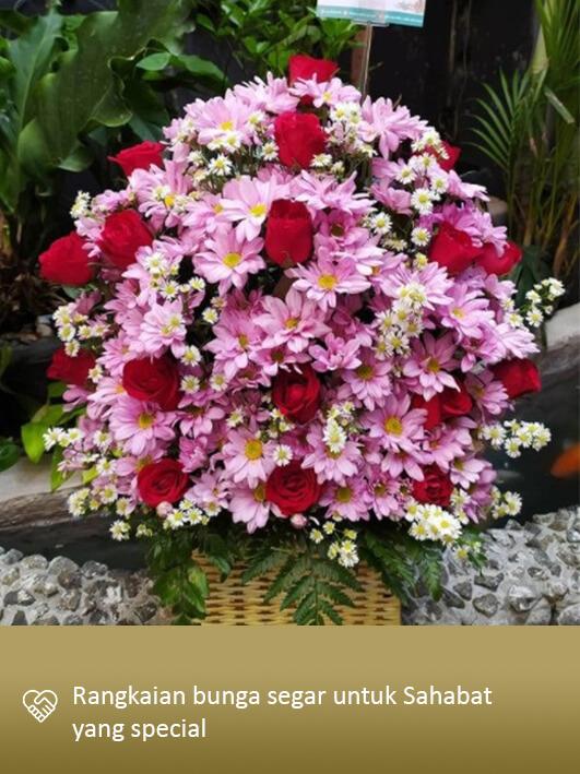 Bunga Meja Jakarta 05