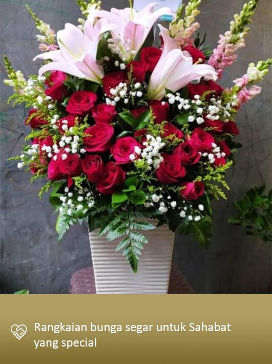 Bunga Meja Jakarta 10