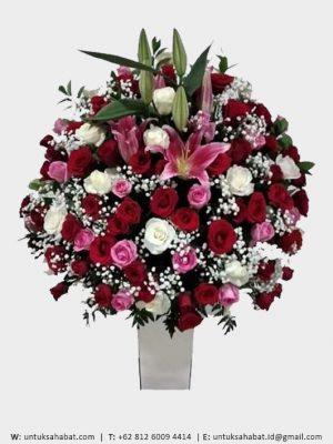 Bunga Meja Medan 07