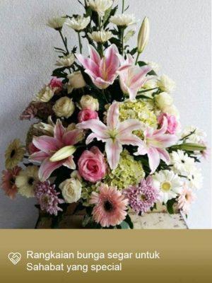 Bunga Meja Surabaya 01
