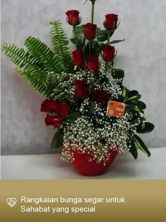 Bunga Meja Surabaya 02