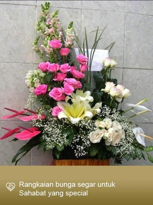 Bunga Meja Surabaya 03