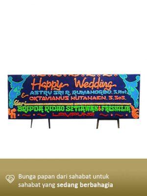 Bunga Wedding Medan 07