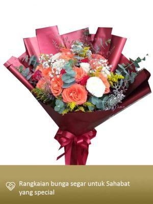 Hand Bouquet Jakarta 01