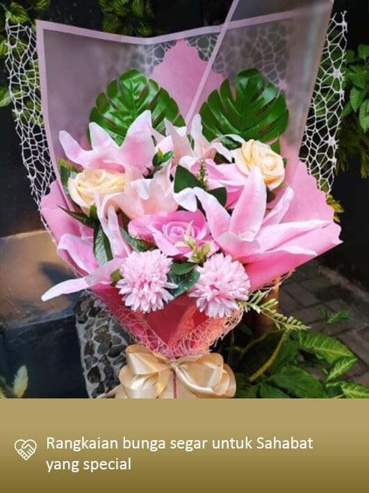 Hand Bouquet Jakarta 02