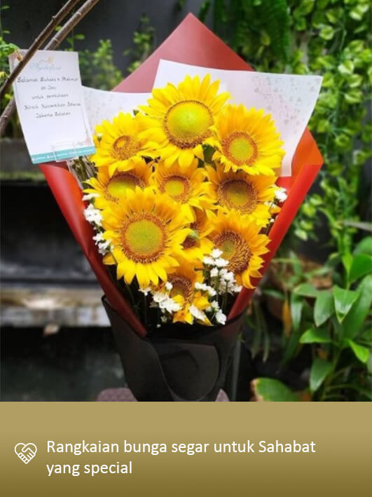 Hand Bouquet Jakarta 04