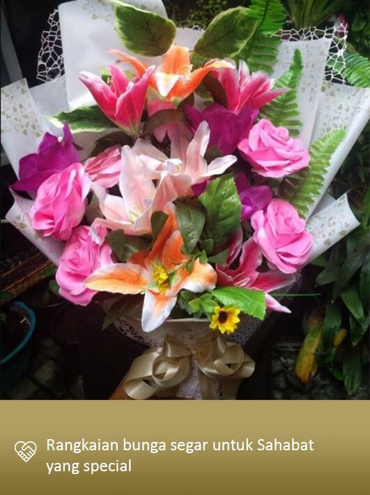 Hand Bouquet Jakarta 05