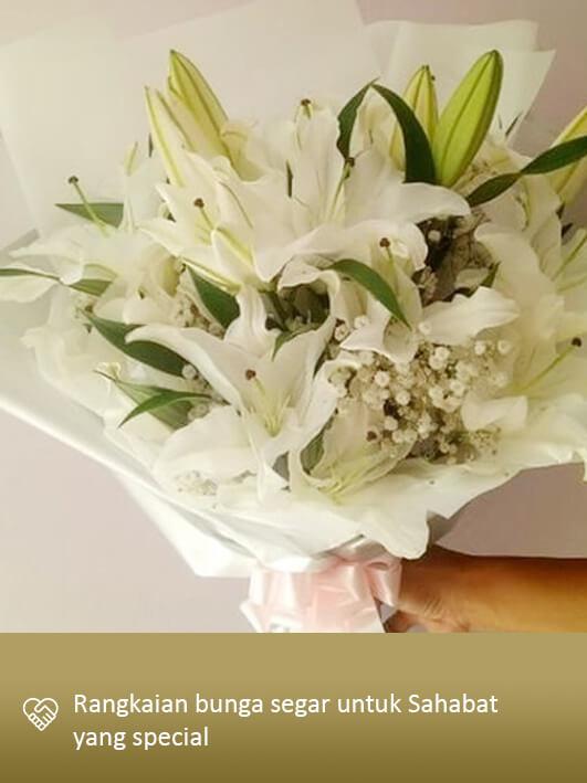 Hand Bouquet Jakarta 07