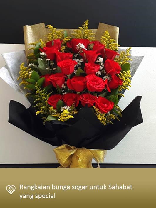Hand Bouquet Jakarta 09