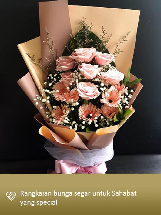 Hand Bouquet Jakarta 15