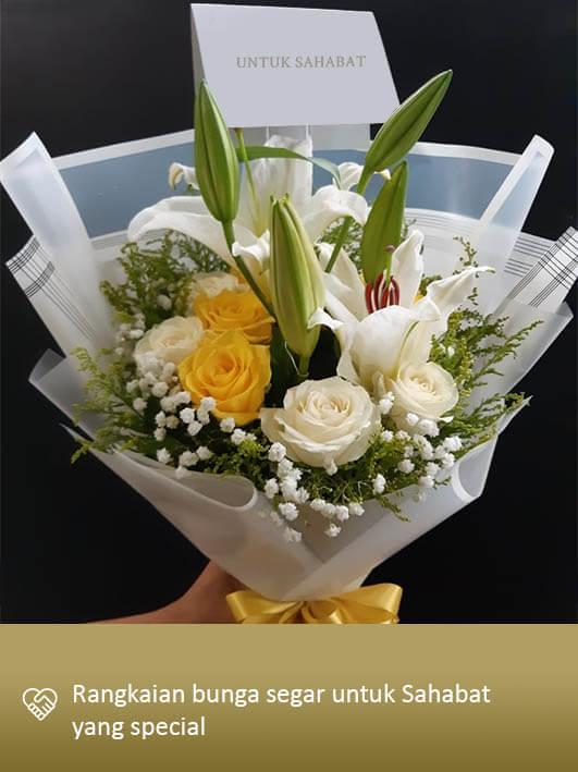 Hand Bouquet Jakarta 17