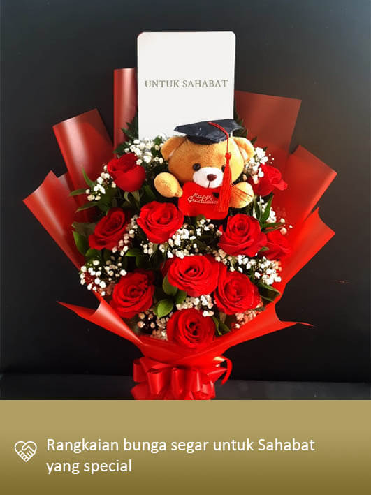 Hand Bouquet Jakarta 20