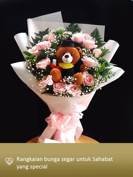 Hand Bouquet Jakarta 22