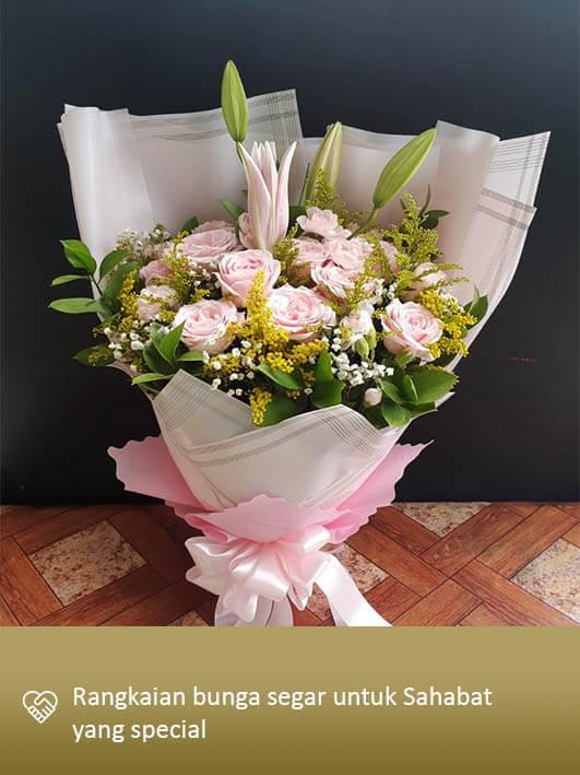 Hand Bouquet Jakarta 24
