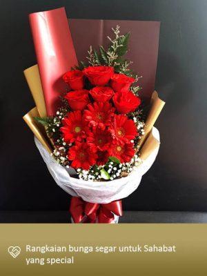Hand Bouquet Jakarta 25