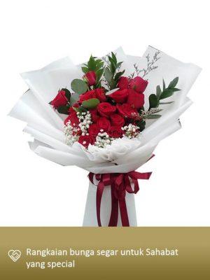 Hand Bouquet Medan 01