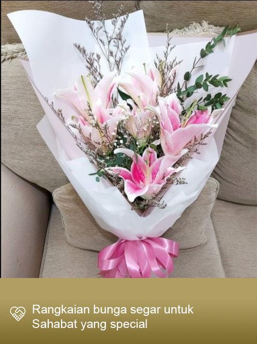 Hand Bouquet Semarang 01