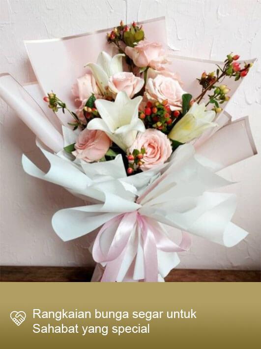 Hand Bouquet Semarang 02