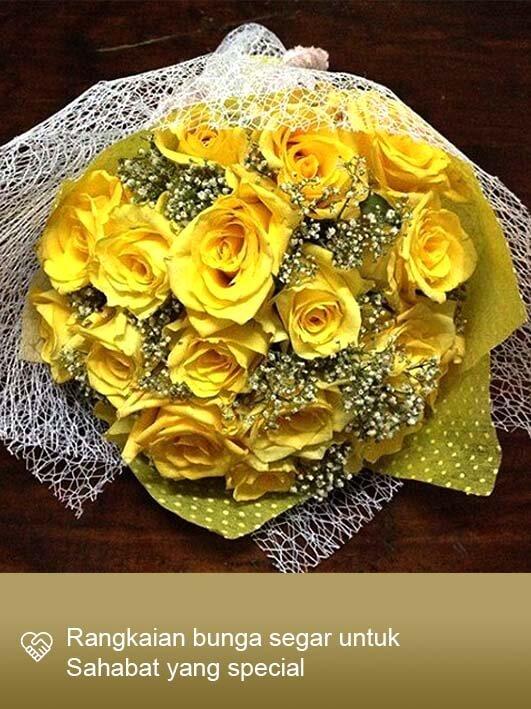 Hand Bouquet Surabaya 01