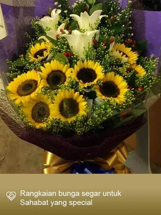 Hand Bouquet Surabaya 03