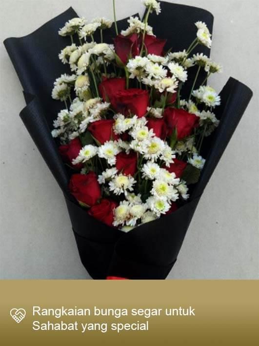 Hand Bouquet Surabaya 04